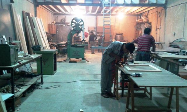 میز جلو مبلی  دکوراسیون سنتی کارگاه فن و هنر  (1)