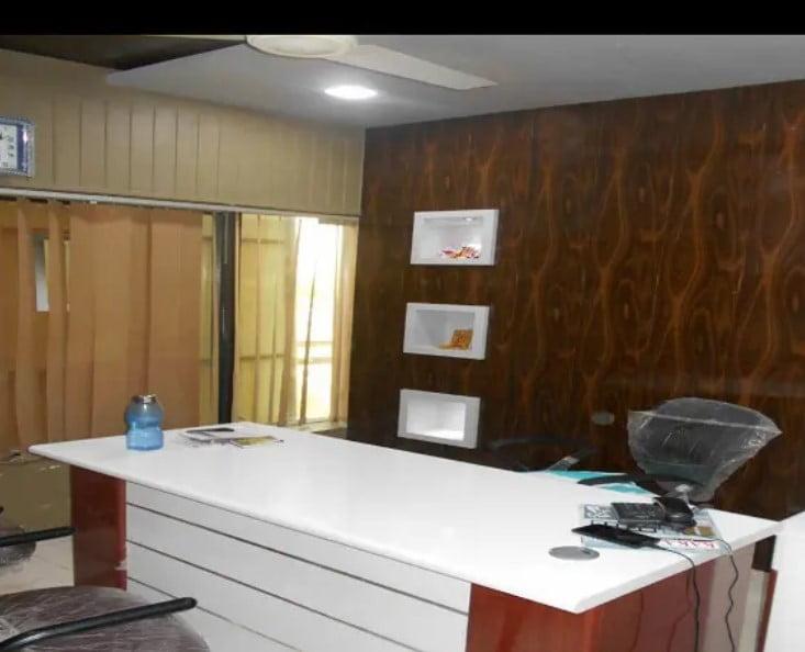میز دفتر PVC