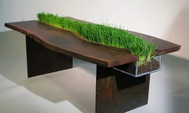 میز سبز