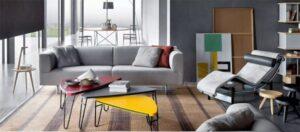 41 مدل میز قهوه تودرتو , دکوراسیون داخلی منزل
