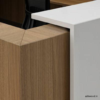 میز کانتر , پیشخوان و لابی چوبی