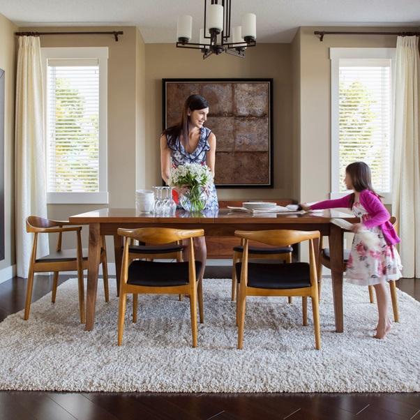 چگونه میز ناهار خوری مناسب برای خانه خود انتخاب کنیم
