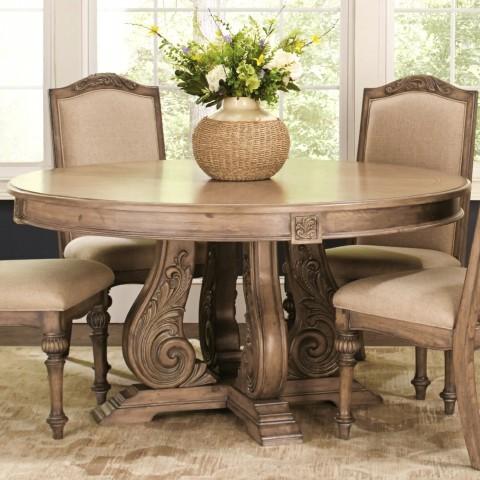 میز ناهارخوری گرد