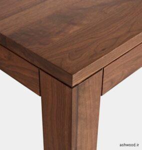 ایده های جالب میز ناهارخوری چوبی