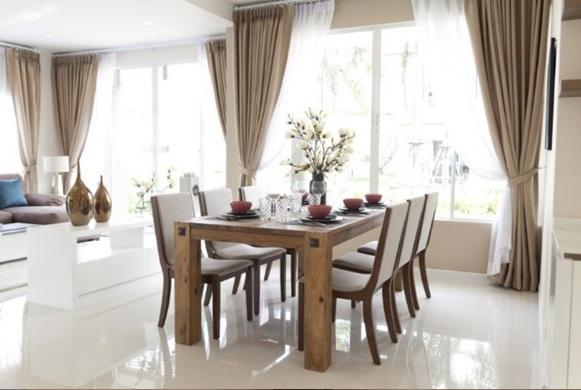 میز ناهارخوری چوبی , میز ناهار خوری گرد , میز ناهار خوری کوچک
