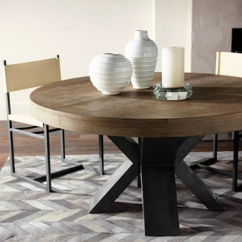 میز ناهارخوری چوبی لوکس و سفارشی