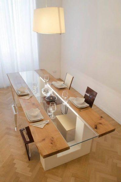 میز ناهار خوری جذاب