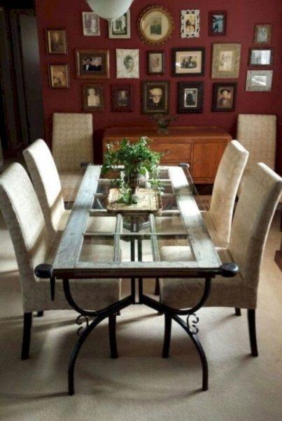 میز ناهار خوری طرح قدیمی