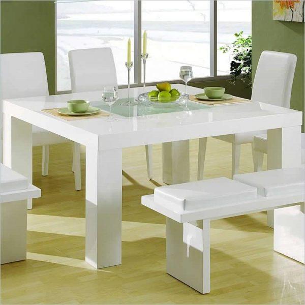 میز ناهار خوری مربع