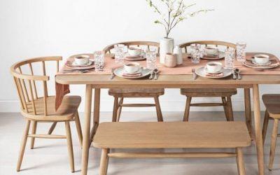 انواع مختلف میز های ناهار خوری 2021