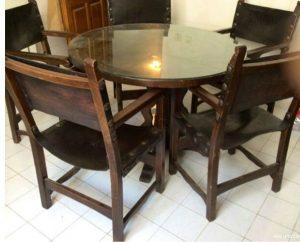 میز و صندلی های آشپزخانه