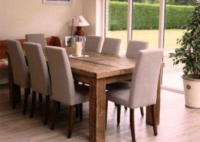 میز و کنسول چوبی کلاسیک و روستیک  (21)