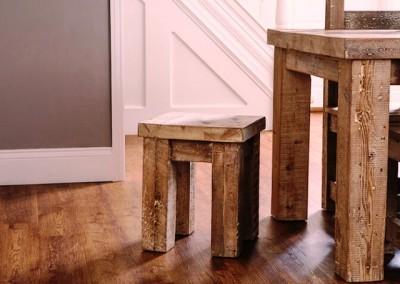 میز و کنسول چوبی کلاسیک و روستیک  (25)