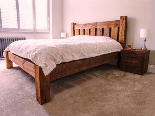 دکوراسیون چوبی منزل , سرویس خواب روستیک دکوراسیون چوبی منزل , سرویس خواب روستیک