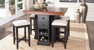 میز پایه دار , میز و کابینت زیر آن