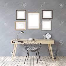 میز چوبی برای اتاق کار