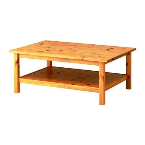میز چوبی جلو مبل و قهوه خوری