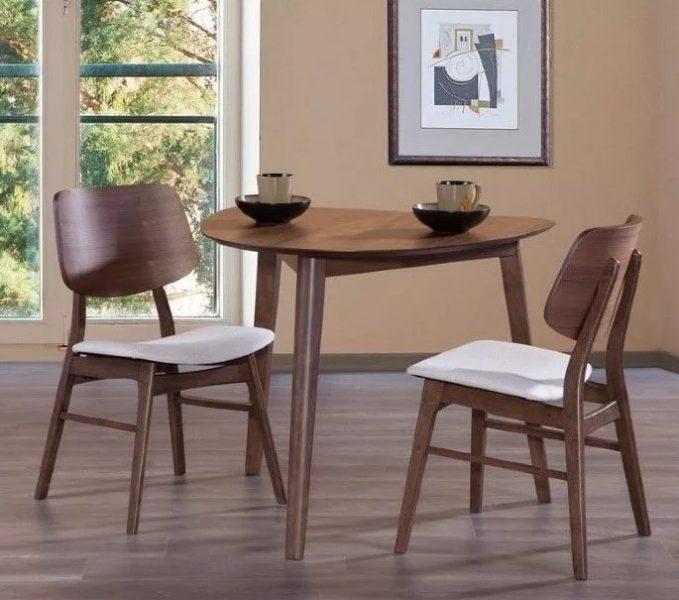 میز چوبی سبلان