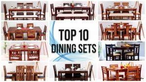 10 میز برتر چوبی