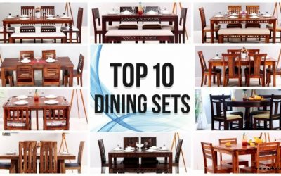 10 تا بهترین طراحی میز ناهار خوری چوبی در سال 2021