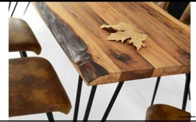 همه چیز درباره میزهای چوبی