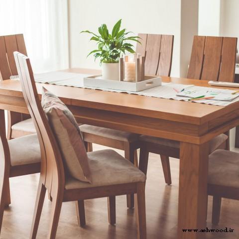 انواع میز چوبی , کابرد انواع چوب برای ساخت میز