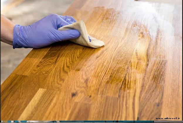 معرفی انواع میز چوبی