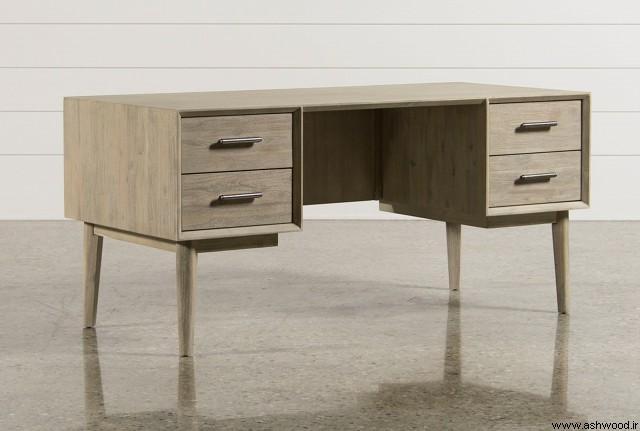 میز تحریر چوبی سفارشی
