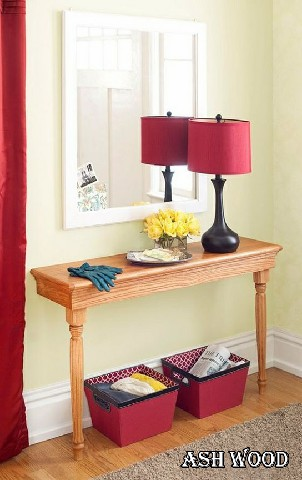 میز کنسول جالب , انواع میز چوبی