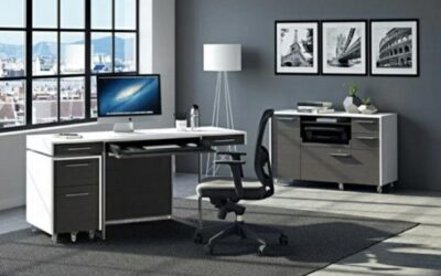 5  بهترین میز کامپیوتر برای کار در خانه