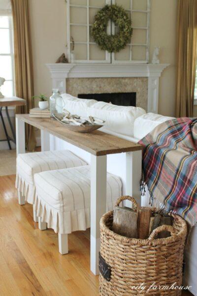 میز کنار کبلی و کاربرد آن در خانه
