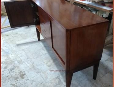 کنسول چوبی ساخته شده از چوب بلوط , میز تلویزیون lcd کنسول چوبی ساخته شده از چوب بلوط , میز تلویزیون lcd