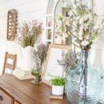 میز کنسول ورودی مناسب فصل بهار
