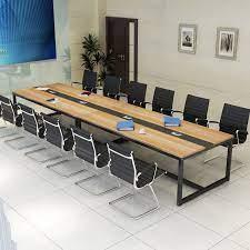 چگونه میز کنفرانس محل کارمان را انتخاب کنیم؟