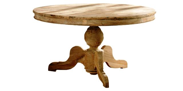 ساخت انواع میز چوبی