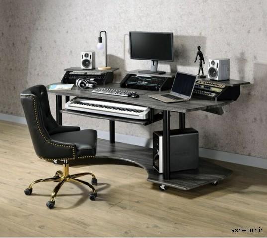 ایده هایی برای میز کامپیوتر