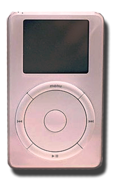 نسل اول آیپاد