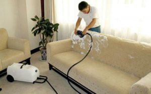 نظافت مبلمان خانگی