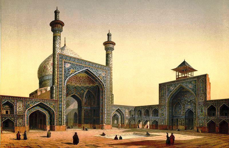 معماری در جهان اسلام