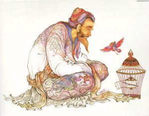 نقاشی های مینیاتوری ایرانی