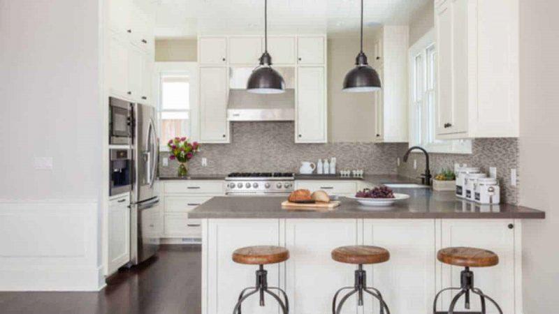 نمونه آشپزخانه های کوچک