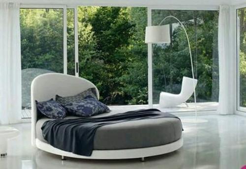 نمونه تخت گرد
