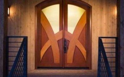 سبک ها و انواع درب ورودی خود را بشناسید : 10 طرح محبوب برای خانه شما