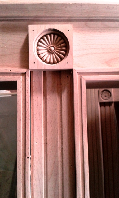 نمونه دکوراسیون کلاسیک , سنتی چوبی فن و هنر  15