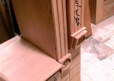 نمونه دکوراسیون کلاسیک , سنتی چوبی فن و هنر  28