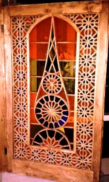 آموزش گره چینی ، هنرهای چوبی در تهران