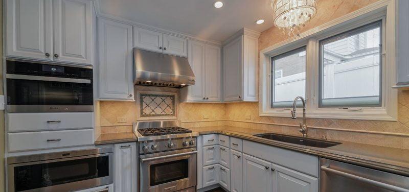 نمونه کابینت آشپزخانه