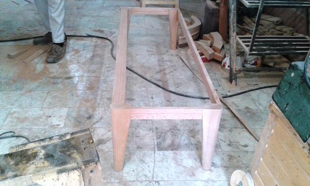 درباره انواع میز و دکوراسیون چوبی جالب و زیبا
