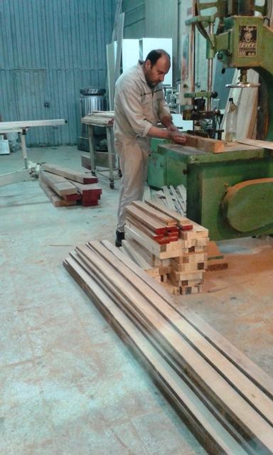 آئین نامه حفاظتی در کارخانجات صنایع چوب