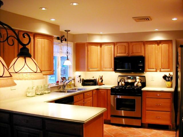 همه چیز درباره دکوراسیون آشپزخانه چوبی